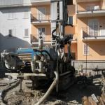 Realizzazione impianto geotermico