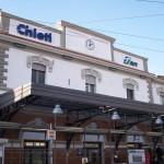Chieti - Impianti Climatizzazione e Idricosanitario per Stazione Ferroviaria