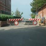 Giulianova - intervento stradale